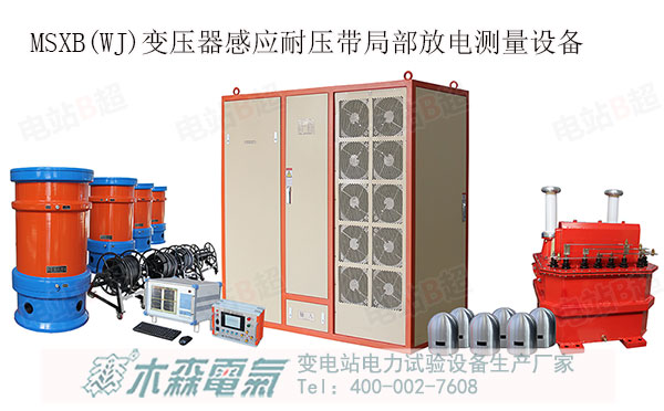 变压器感应带局部放电测量设备