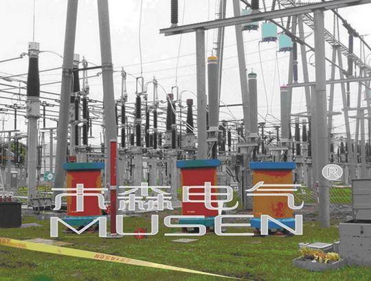 热烈祝贺武汉供电局和平220kV变电站电缆试验圆满成功