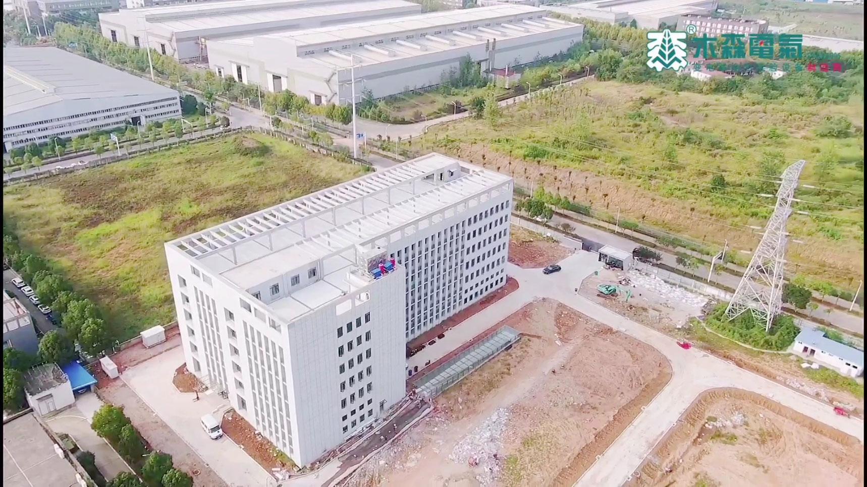 木森电气工业大厦