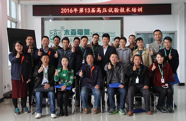 第13届高电压试验技术培训班