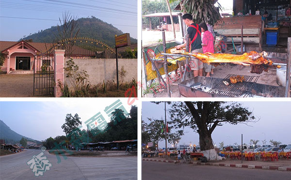 老挝变频串联谐振成套试验当地电力现状