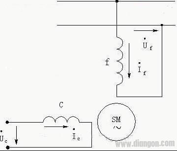 交流伺服电机原理及原理图图片