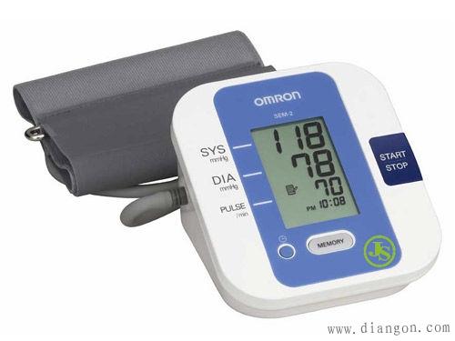 电子血压计使用方法