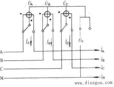 电能计量装置的错误接线