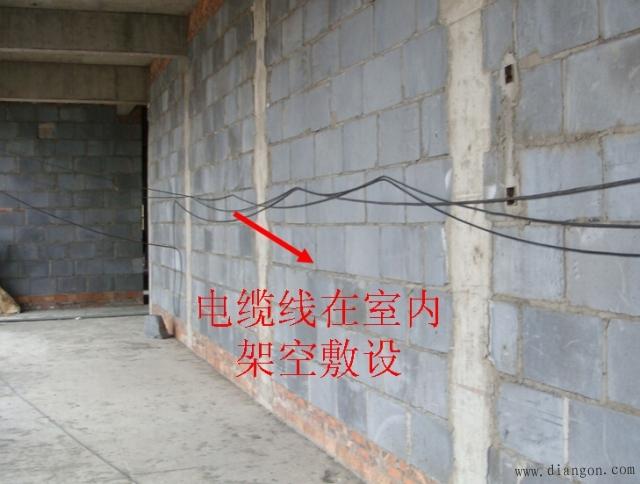 电焊机无二次保护  5.配电箱门不锁,进出线无保护,接线混乱  6.