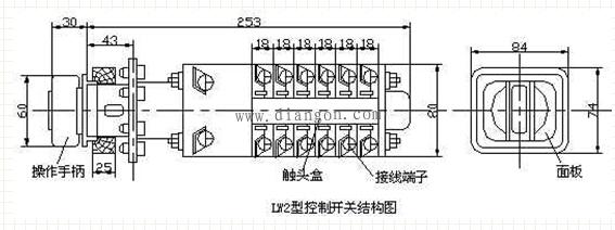 控制回路电器容量满足不了要求,必须经过中间放大元件(如接触器)进行