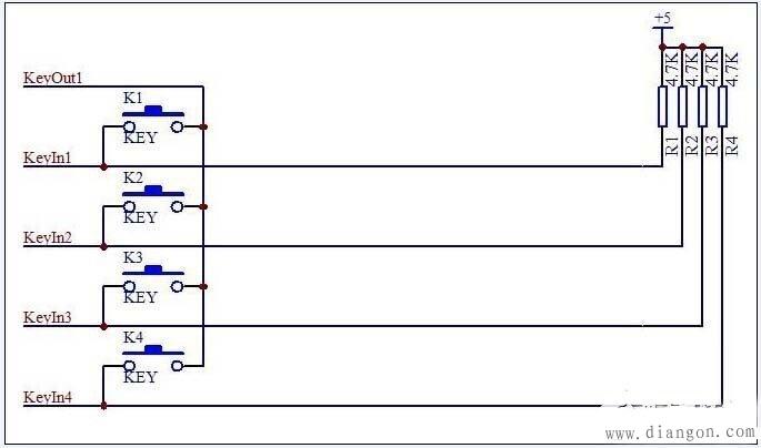 首页 行业知识 单片机最小系统电路设计     其实独立按键理解了,矩阵