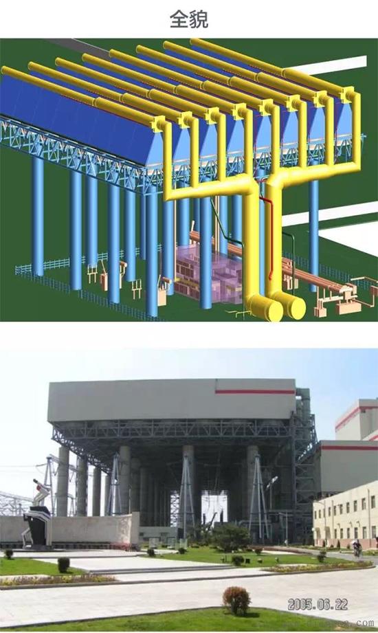 火力发电厂发电机的工作原理与内部结构图解