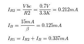三极管的电平转换及驱动电路分析
