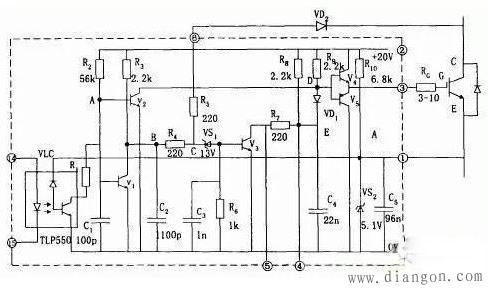 igbt驱动电路原理及设计方法