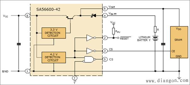 常见复位电路原理图