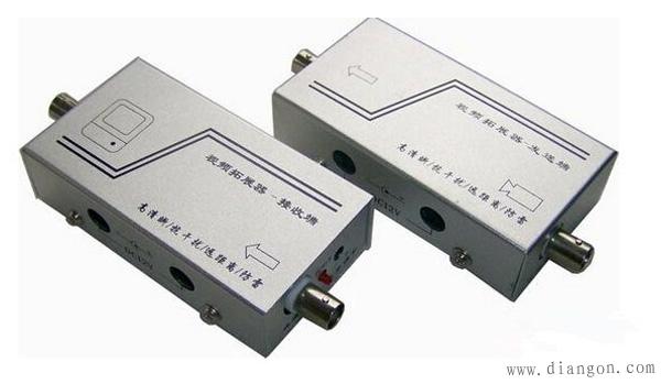 视频抗干扰器的工作原理及分类