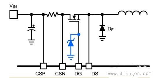 通过升压转换阶段保护电源和负载