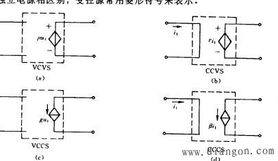 cccs实际电路图