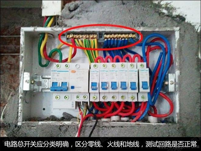 三相电缆电线接头图解