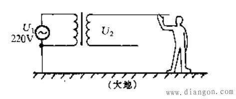 电源变压器的次级电压和电流