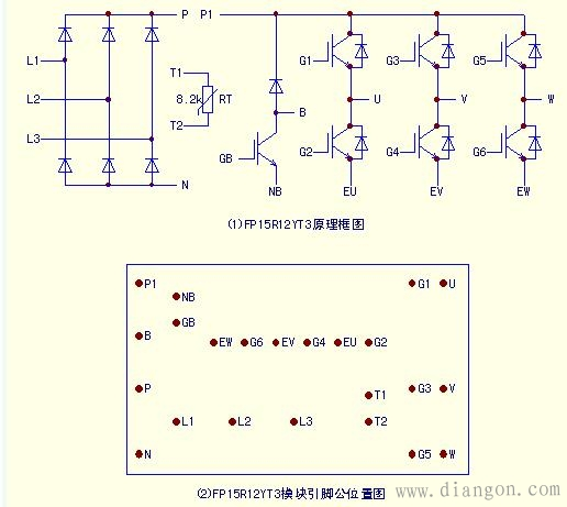 fp15r12yt3模块引脚图
