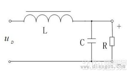 图1 无源滤波原理图