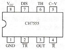 CH7555引脚图