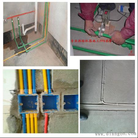 1、应该等到PVC管安装好后,再统一穿电线。 现在工人都是边穿电线边接管,很难保证以后电线可以顺利的更换。 2、同一回路电线应穿入同一根管内,但管内总根数不应超过4根。 管内导线的总截面积不应超过管内径截面积的40%。 3、穿入配管导线的接头应设在接线盒内,线头要留有余量150毫米。