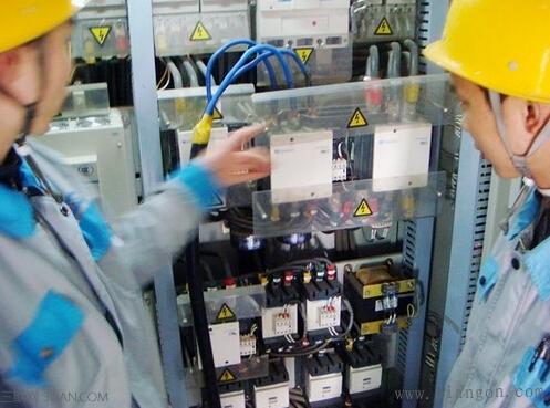 电气设备故障的检修步骤        三联
