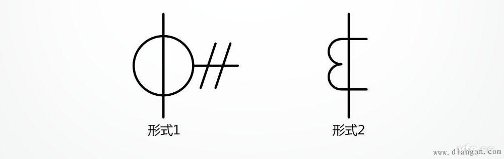 电流互感器符号-1
