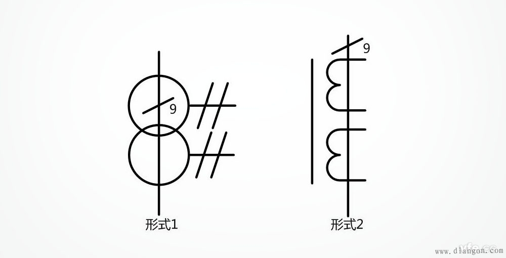 电流互感器符号-7