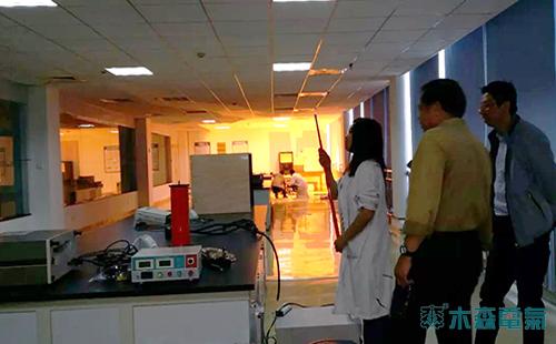 高压试验设备代送检