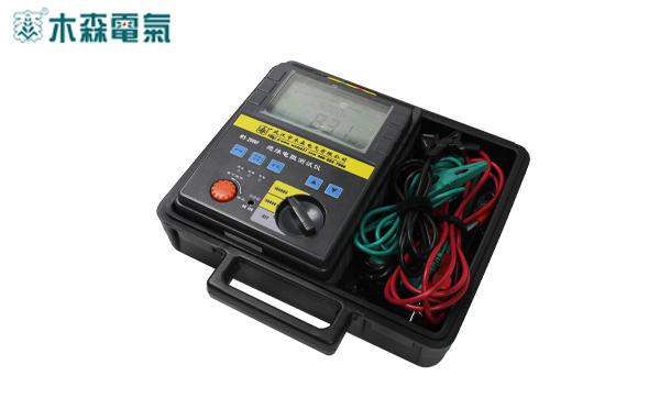 绝缘电阻测试仪(2.5/5kV两档)