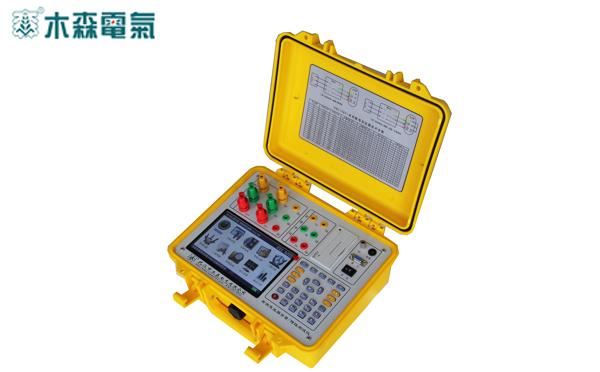 变压器容量及空载负载测试仪正图