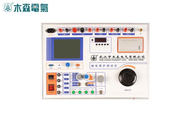 山东省承装(修、试)电力设施许可证承试五级试验设备   JBC-3 单相继电保护测试仪