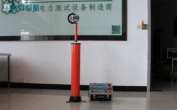 河南直流高压发生器35kV氧化锌避雷器试验顺利成功