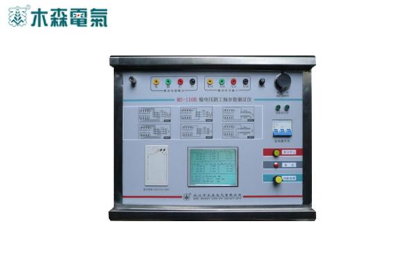 四川35kV线路工频参数测试仪设备