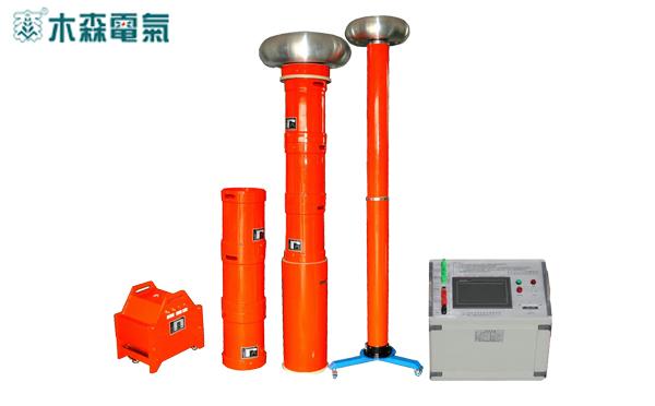 调感式发电机交流耐压装置
