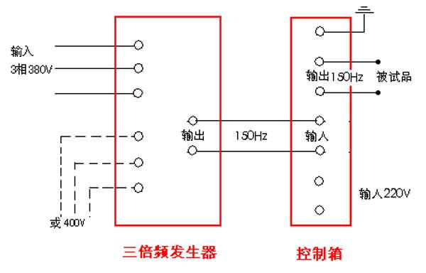 江苏三倍频耐压发生器接线方式