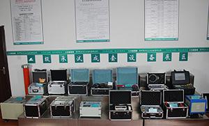 各级承接承试成套电力试验装置