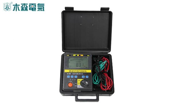 MS-2000 智能绝缘电阻测试仪(五档)