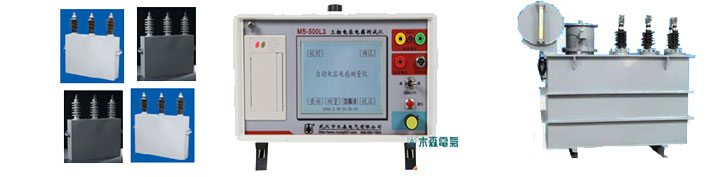 MS - 500L3  三相电容电感测试仪成套