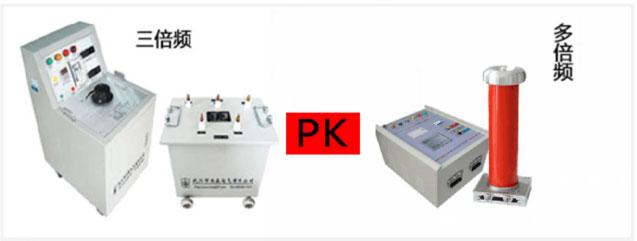 多倍频电源装置 PK传统三倍频发生器: