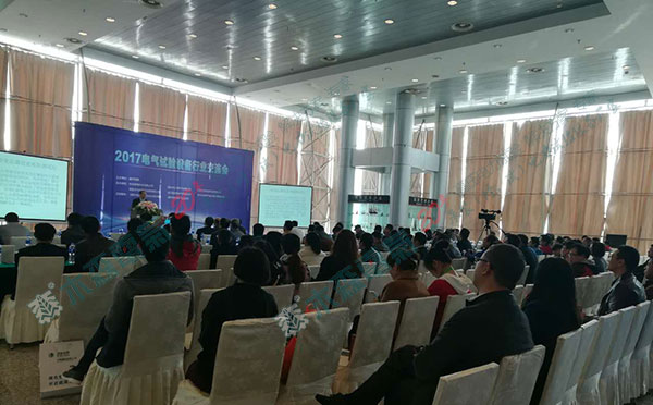 第十届智能变电站技术论坛大会现场